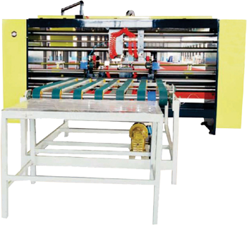 Semi Auto Box Stitcher